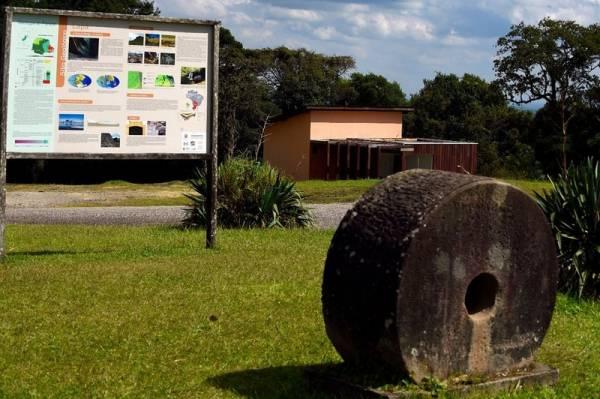 Parque do Monge oferecerá mais atrações aos visitantes. Foto: Denis Ferreira Netto/SEDEST