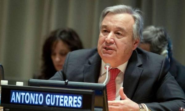 Foto: Divulgação/ONU