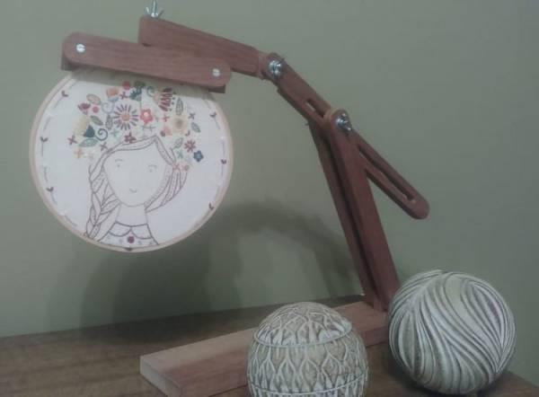 Artesanato - Bordado em bastidor - GuiaSJP