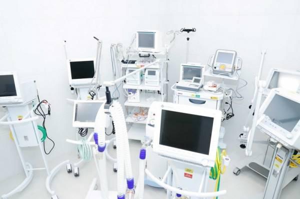 Equipamentos hospitalares - Foto: Rodrigo Félix Leal