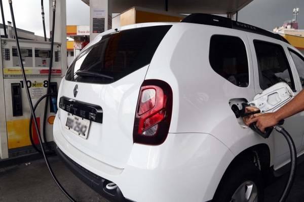 Nota fiscal de combustíveis dobra chances de ganhar prêmios no Nota Paraná e no Paraná Pay. Foto: Gilson Abreu/AEN