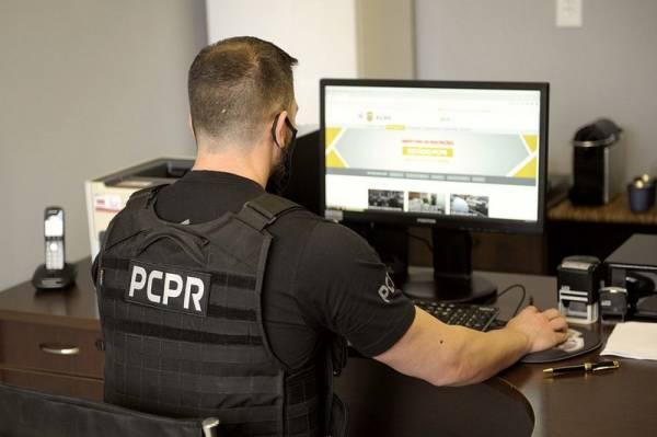 A Polícia Civil do Paraná (PCPR) alerta a população sobre cuidados no agendamento e emissão de Guia de Recolhimento (GRPR) para Carteira de Identidade. - Curitiba, 25/10/2021 - Foto: PCPR